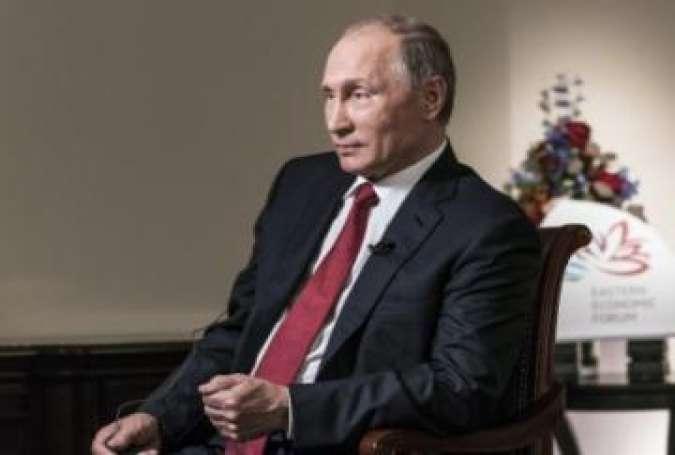 """Putin: """"Əsədin istefasını tələb etmək beynəlxalq hüququn pozulmasıdır"""""""