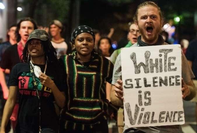 شارلٹ، پولیس کے ہاتھوں سیاہ فام کی ہلاکت، تیسرے روز بھی مظاہرے