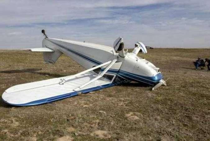 میانوالی، پاک فضائیہ کا بغیر پائلٹ طیارہ گر تباہ