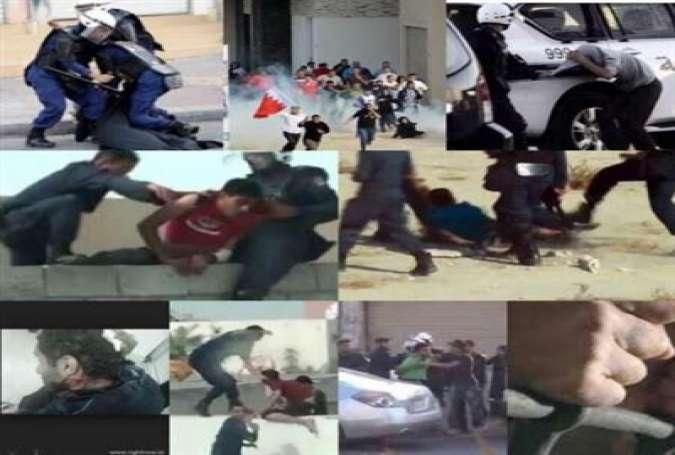 دستگیری 22 شهروند بحرینی طی یک هفته ی گذشته از سوی مزدوران آل خلیفه