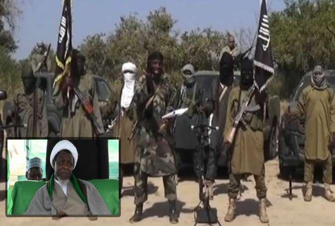 """""""Boko Haram"""" Şeyx Zəkzakiyə müharibə elan etdi"""