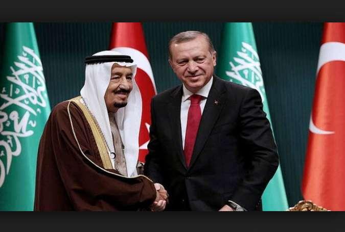 اتحاد عربستان و ترکیه علیه ایران  و مقاومت