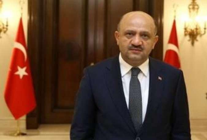 Üç türk hərbçisi İŞİD-in əlindədir