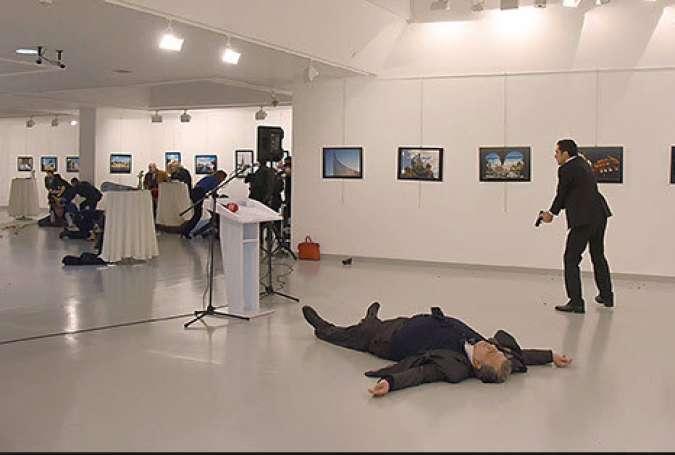 بوی عملیات «سیا» از ترور سفیر روسیه به مشام میرسد