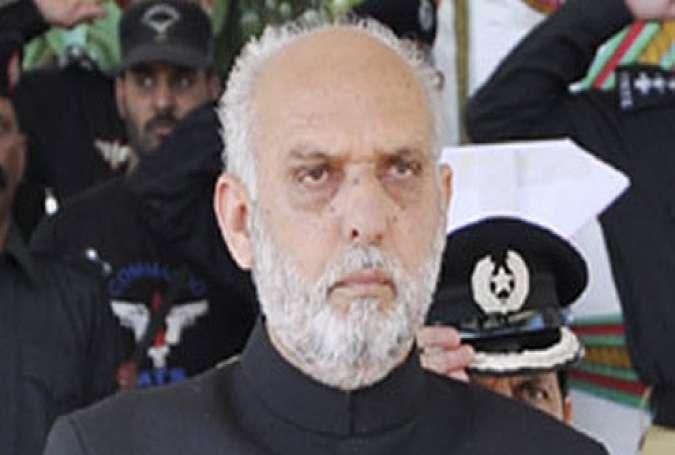 سردار غلام صادق آئندہ الیکشن میں حصہ لینے گے