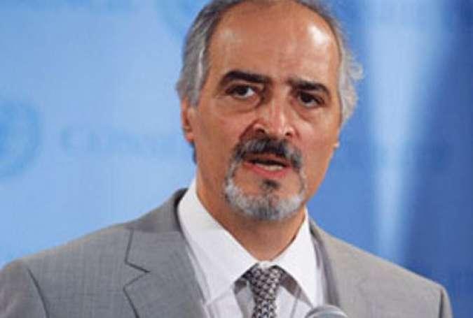 آستانہ اجلاس میں صرف وہی گروہ شامل ہونگے جنہوں نے فائر بندی کو قبول کیا ہے، بشار الجعفری