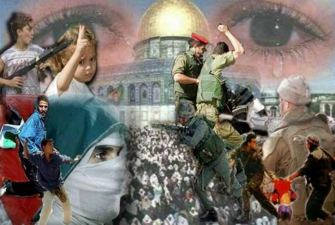 جریان مقاومت فلسطین و اندیشه حضرت امام خمینی(ره)