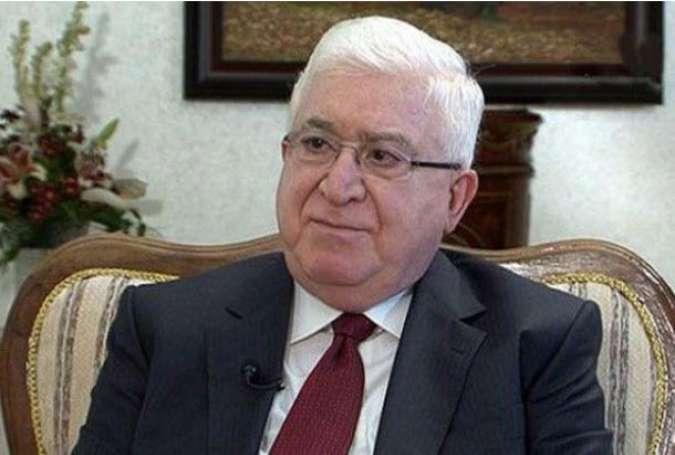 رئیس جمهور عراق تحقیق فوری درباره اعتراضات بغداد را خواستار شد