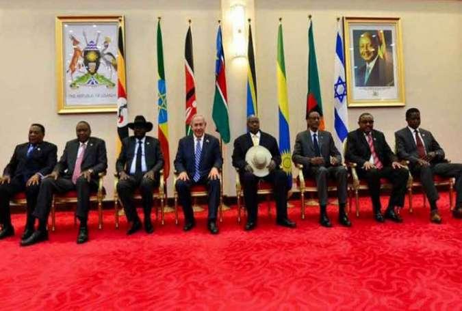 نگاه راهبردی رژیم صهیونیستی به کشورهای آفریقایی