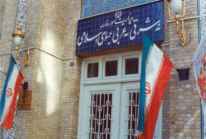 Türkiyənin İrandakı səfiri Xarici İşlər Nazirliyinə çağırıldı