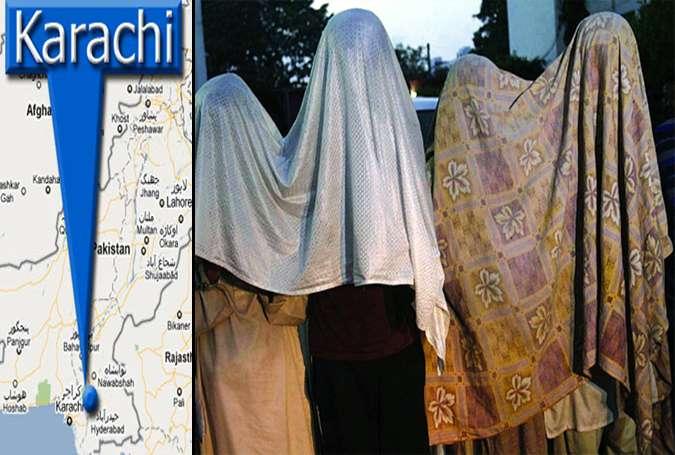 کراچی، 6 افغان باشندوں سمیت 20 ملزمان گرفتار
