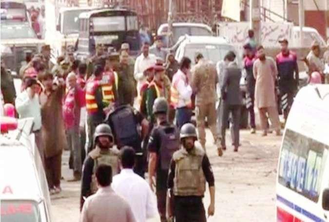 لاہور دھماکے میں شہید اور زخمیوں کے نام جاری کر دیئے گئے