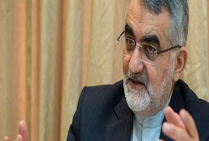 """Bürucerdi: """"İran və Rusiya ABŞ-ın Suriyaya hücumu qarşısında sakit oturmayacaq"""""""
