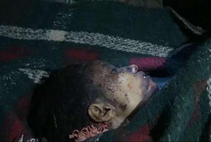 قتل عام 4 کودک یمنی از یک خانواده توسط آل سعود