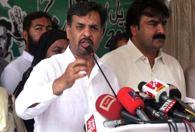 کراچی، مصطفٰی کمال نے وزیراعلیٰ ہاؤس تک پُرامن ملین مارچ کی کال دیدی