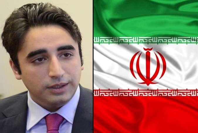 بلاول بھٹو کا ایرانی عوام اور شہداء کے ورثاء کیساتھ ہمدردی و یکجہتی کا اظہار