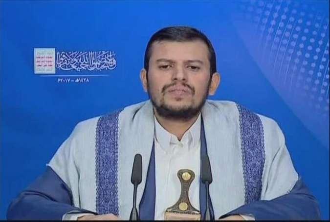 Saudi-led war on Yemen totally failed to achieve objectives: Ansarullah leader