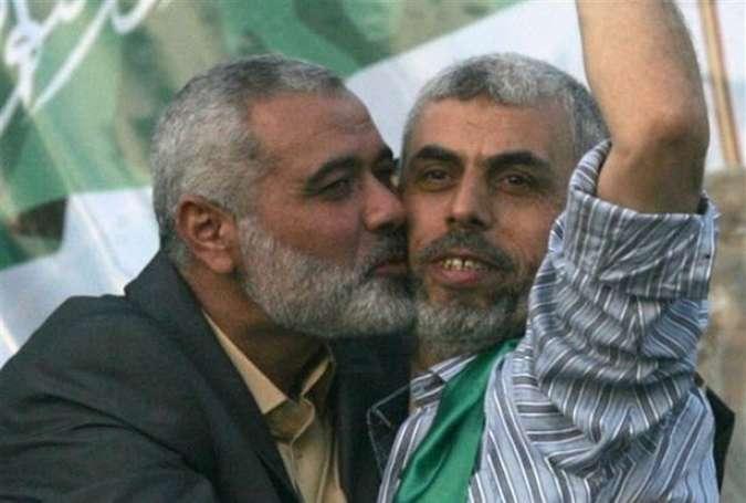حماس: مشکلی با بهبود روابط با سوریه نداریم