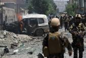 کابل میں امریکی سفارت خانے کے قریب دھماکا