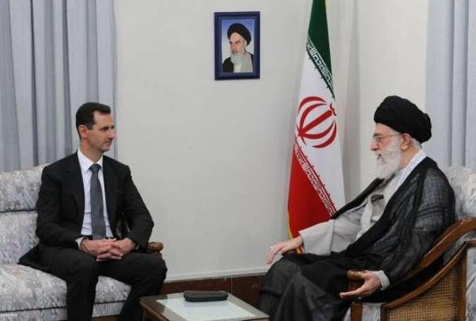 تشکر عمیق خود را از مواضع ایران علیه تروریسم ابراز میدارم
