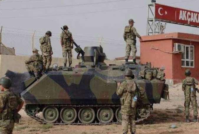 حمله عناصر پ ک ک به ارتش ترکیه ۴ کشته و زخمی برجا گذاشت