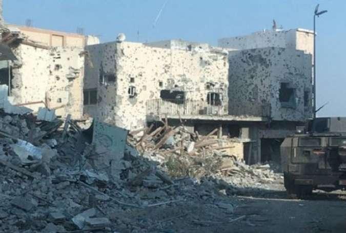 تبدیل العوامیه به میدان جنگ/ پایکوبی سعودیها روی خاک شیعیان