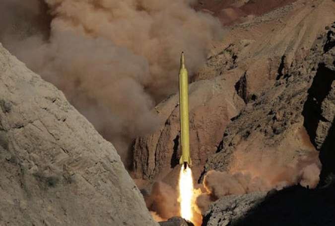 SEPAH: İran ballistik raketlərini inkişaf etdirəcək