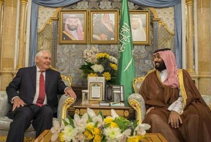 آمریکا برای ایجاد «محور سعودی- عراقی» علیه ایران تلاش میکند