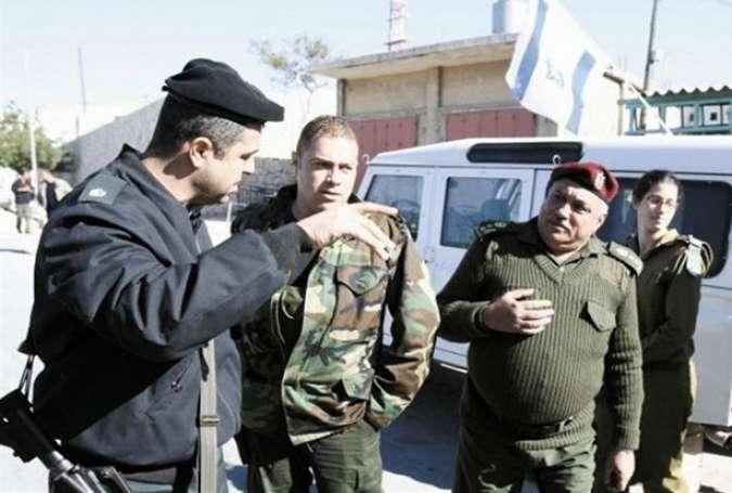 ازسرگیری همکاری امنیتی تشکیلات خودگردان و رژیم صهیونیستی