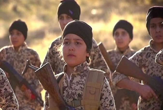Children of ISIS Terrorists Heading to Germany