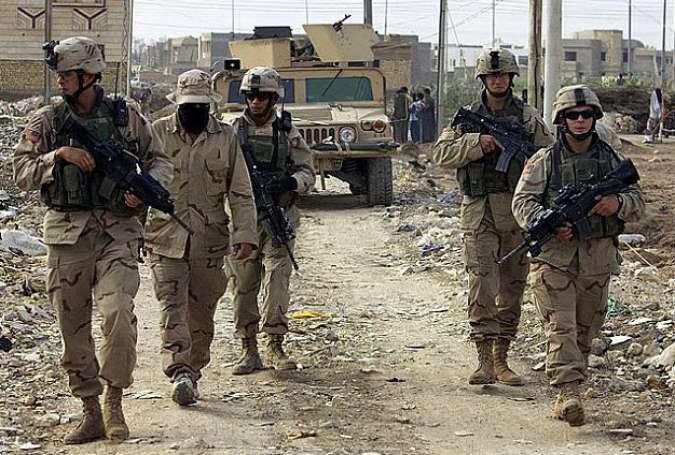 هشدار نماینده پارلمان عراق درباره طرحهای آمریکا