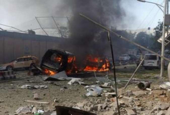 Taliban polis bölməsinə hücumunda 16 polis həlak oldu