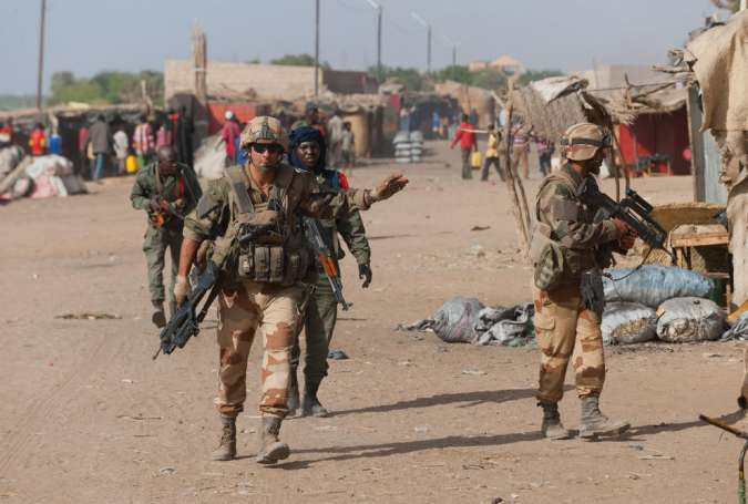 Two French Troops Killed in Mali Attack