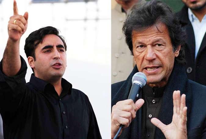 عمران خان کو چیلنج دیتا ہوں کہ کراچی آکر الیکشن لڑیں، بلاول بھٹو زرداری