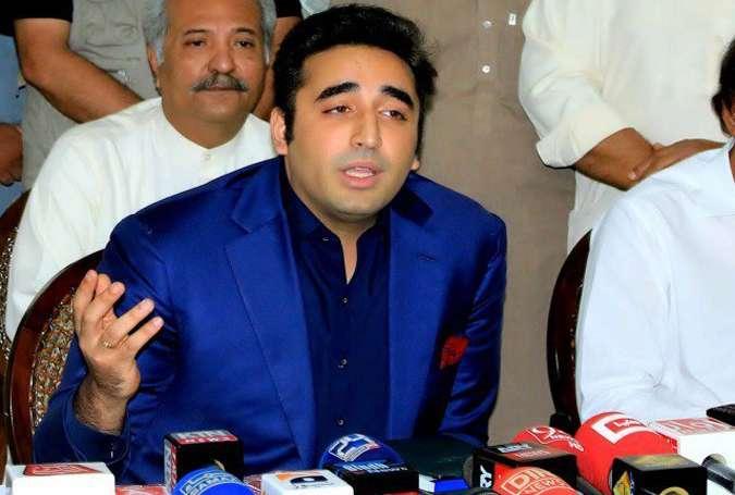 کراچی کے عوام الیکشن میں عمران خان کو عبرتناک شکست دیں گے، بلاول بھٹو زرداری