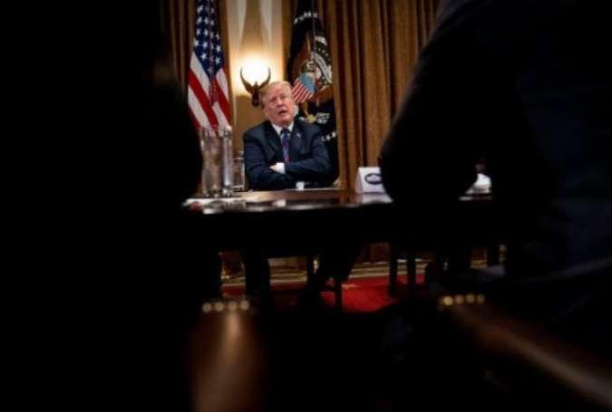 ترامپ خواهان پیوستن مجدد به پیمان تجاری «ترانس پاسیفیک» شد