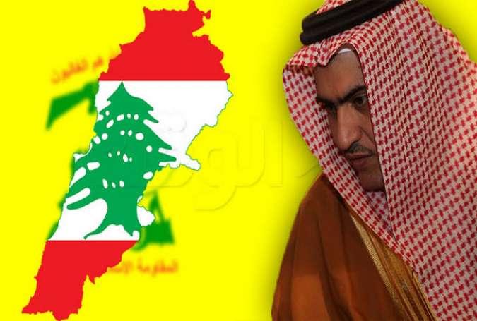 افشای سند محرمانه عربستان برای تضعیف حزبالله در لبنان+عکس