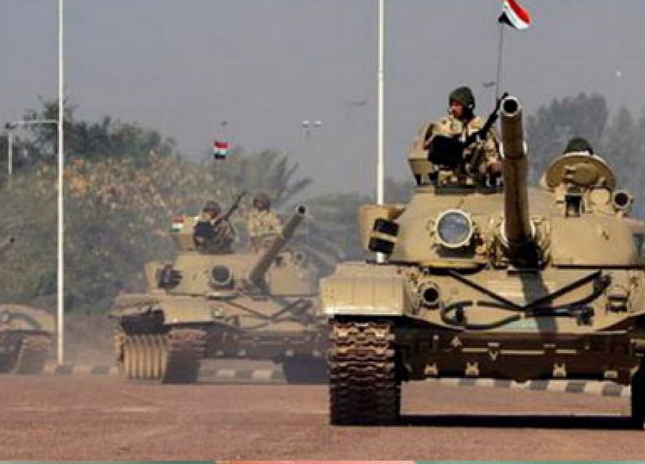 İraq Suriyaya ordu yeritdi – İŞİD-ə qarşı əməliyyat