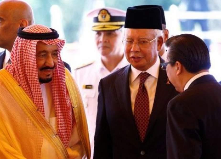مالزی چطور به آل سعود سیلی زد؟