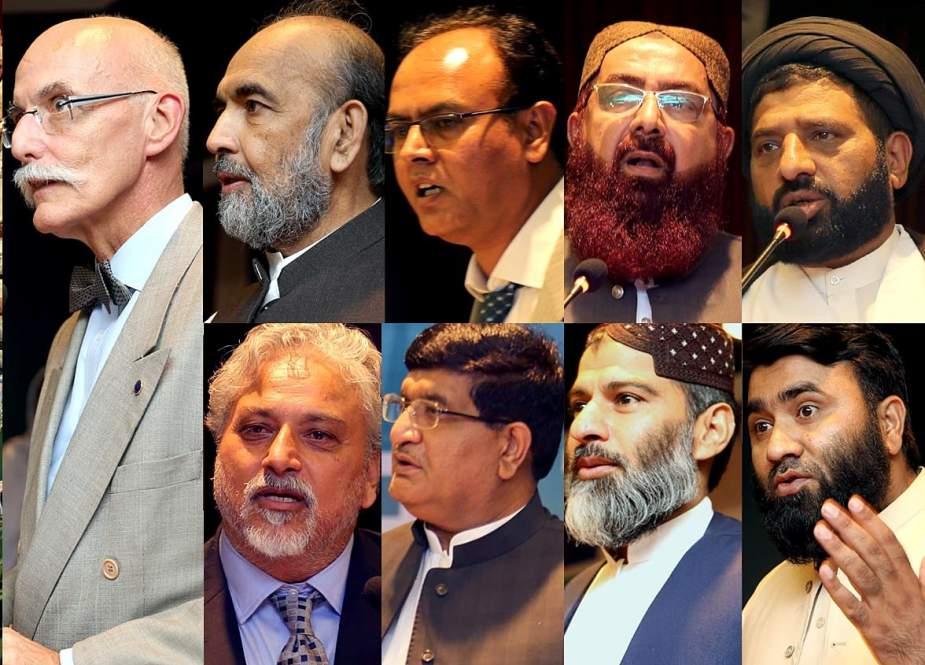 پاکستان میں امن اور رواداری کے فروغ کیلئے کام کرنیوالے علماء اور مذہبی سکالرز کی کاوشیں قابل تحسین ہیں، ڈاکٹر قبلہ ایاز