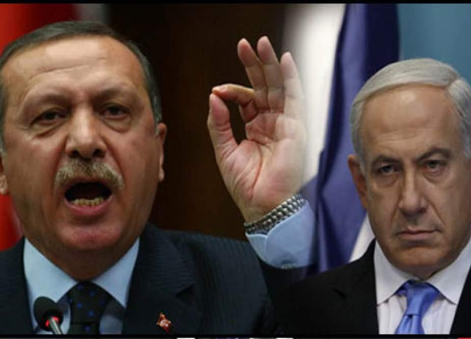Sionist Netanyahu Ərdoğanı suriyalıları və kürdləri qətlə yetirməkdə ittiham etdi