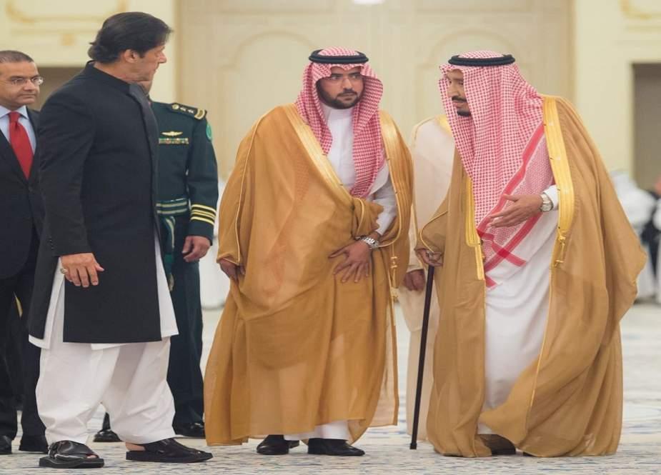 یمن جنگ اور عمران خان کا دورہ سعودی عرب