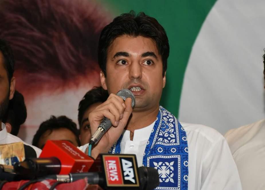 موٹر وے پولیس ایک ایسا ادارہ ہے جس پر پورے ملک کو فخر ہے، مراد سعید