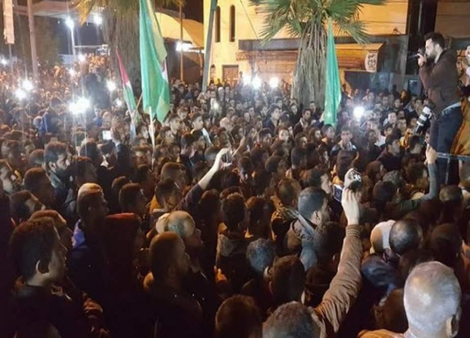 خشم صهیونیستها از ناکامی در غزه/ فلسطینی ها جشن پیروزی گرفتند