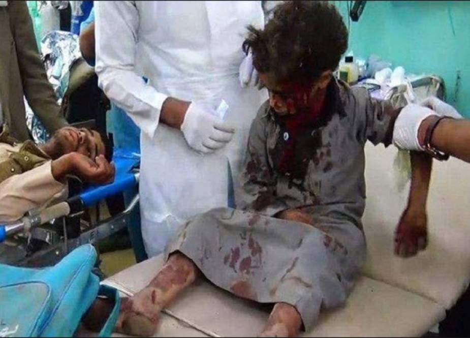 ائتلاف سعودی همچنان بر مدار جنایت در یمن میچرخد
