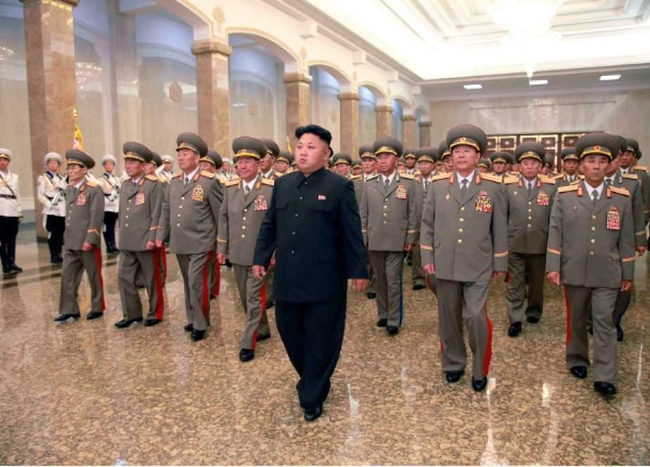 کره شمالی متعهد، آمریکای غیر قابل اعتماد