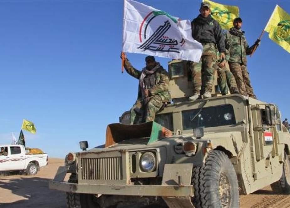 Don't play with fire: Iraq's Hashd al-Sha'abi warns Israel