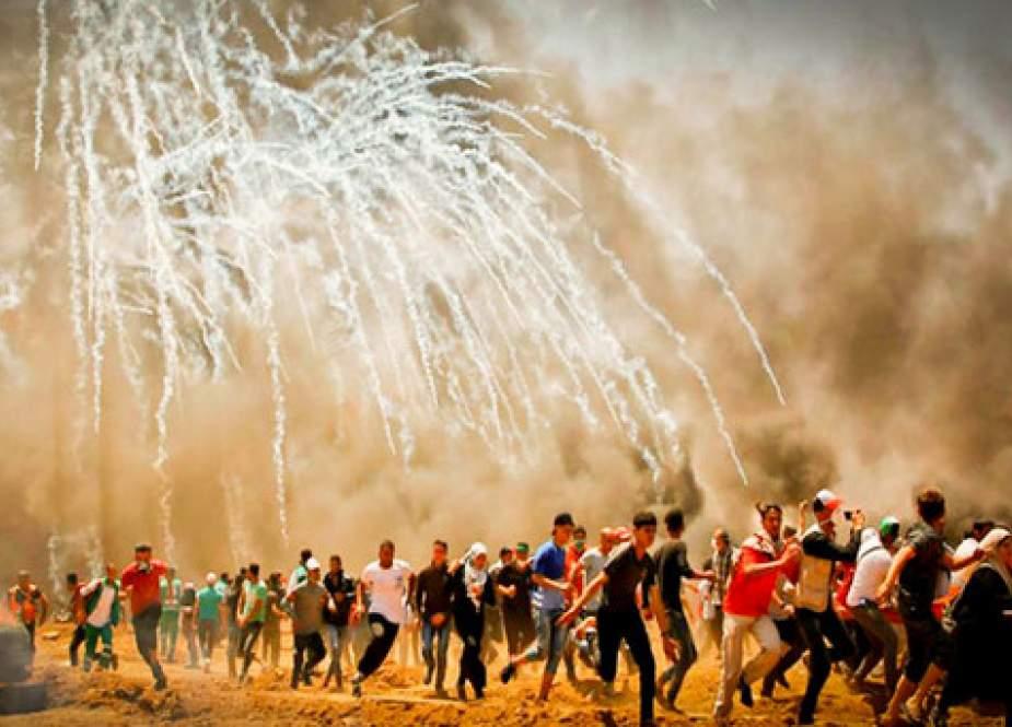 تظاهرات بازگشت، جرقه شورش جهانی علیه صهیونیسم