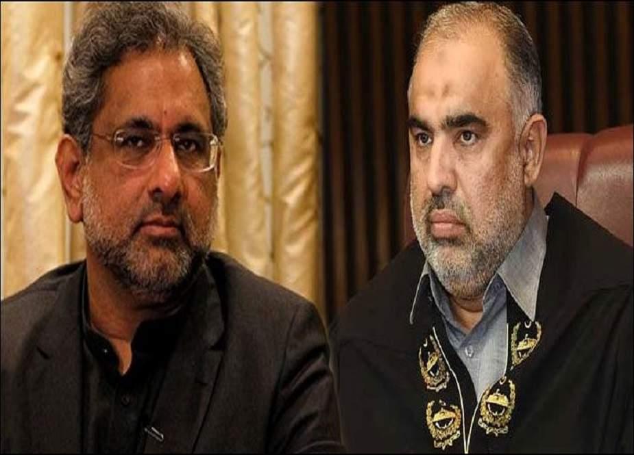 اسپیکر قومی اسمبلی نے نون لیگ کے الزام کو من گھڑت اور بےبنیاد قرار دے دیا