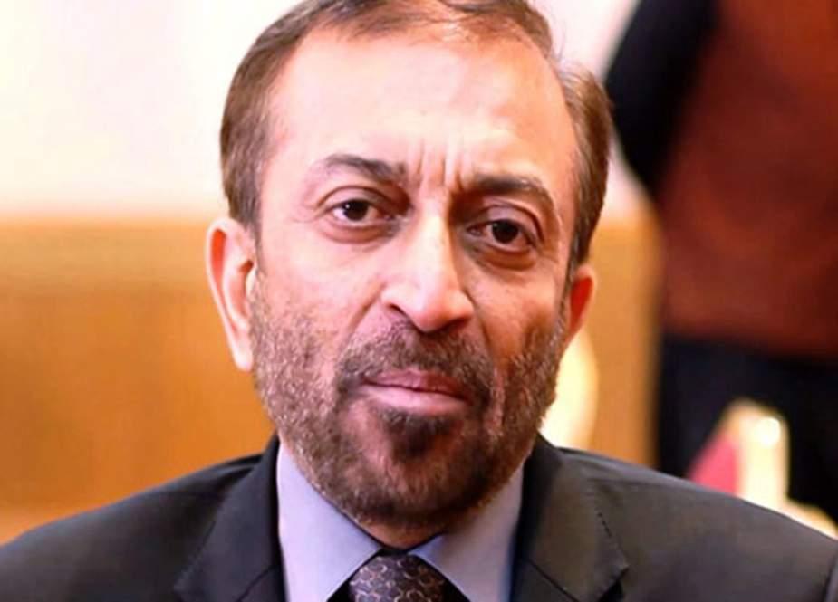 فاروق ستار کا سندھ میں نئے انتظامی یونٹ بنانے کا مطالبہ